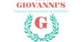 Giovanni's Italian Restaurant Menu