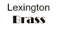 Lexington Brass Menu