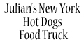 Julian's New York Hot Dogs Food Truck menu and coupons