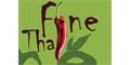 Fine Thai Menu