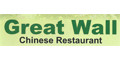 Great Wall Chinese Restaurant Menu