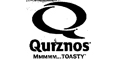 Quizno's Subs menu and coupons