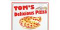 Tom's Delicious Pizza Menu