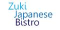 Zuki Japanese Bistro Menu