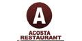 Acosta Restaurant Menu
