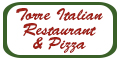 Torre Italian Restaurant & Pizza Menu