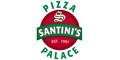 Santini's Pizza Palace Menu