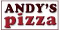 Andy's Pizza Menu