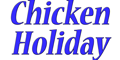 Chicken Holiday Menu