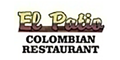 El Patio Colombian Restaurant Menu