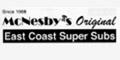 East Coast Super Subs Menu