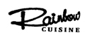 Rainbow Cuisine menu and coupons