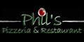 Phil's Pizza Menu