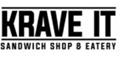 Krave It Sandwich Shop and Eatery Menu