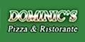 Dominic's Pizza Menu