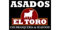 Asados El Toro Menu