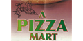 A Pizza Mart menu and coupons