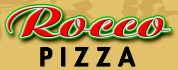 Rocco Pizza Menu