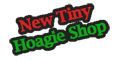 New Tiny Hoagie Shop Menu