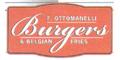 F. Ottomaneli Burgers & Belgian Fries Menu