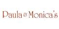Paula & Monica's Pizzeria Menu