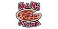 M & N's Pizza Menu