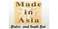 Made In Asia Restaurant Menu