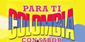 Para Ti Colombia Con Sabor Menu