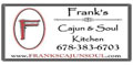 Frank's Cajun & Soul Kitchen menu and coupons