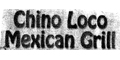 Chino Loco Mexican Grill menu and coupons