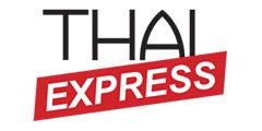 Thai Express Menu