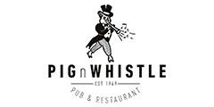 Pig n Whistle Menu