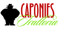 Caponies Trattoria menu and coupons