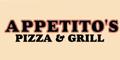 Apetidos Pizza Menu