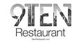 9 Ten Restaurant Menu