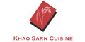 Khao Sarn menu and coupons