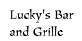 Lucky's Bar and Grille menu and coupons