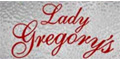 Lady Gregory's Menu