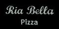 Ria Bella Pizza Menu