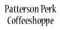 Patterson Perk Coffeeshoppe menu and coupons