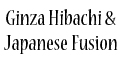 Ginza Hibachi & Japanese Fusion menu and coupons