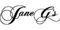 Jane G's Menu