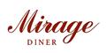 Mirage Diner Menu