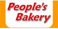 People's Bakery Menu