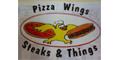 Pizza, Wings, Steaks, & Things Menu