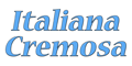 Italiana Cremosa Menu