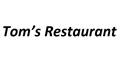 Tom's Restaurant Menu