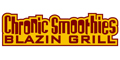 Chronic Smoothies Blazin Grill menu and coupons