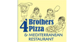Four Brothers Pizza Menu
