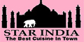 Star India menu and coupons